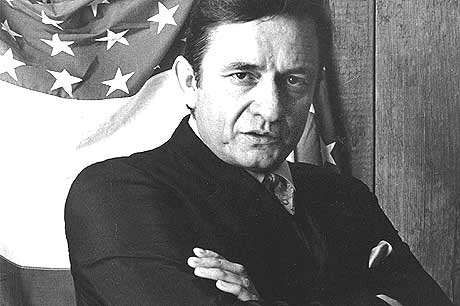 Johnny Cash bak tidenes countrylåt. (Foto: AP Photo)