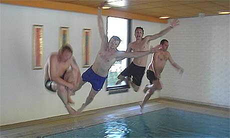 Fenrik Lane har planer om å holde Kurt på bakken en stund til. Foto: www.fenriklane.com.
