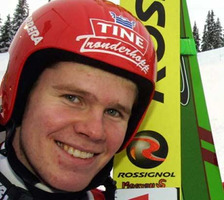 Morten Solem (Foto: Scanpix/Terje Bendiksby)