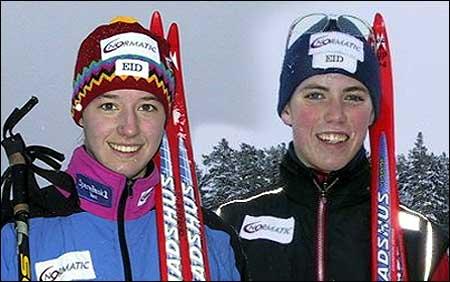 Stine Øvreberg og Ronny Hafstad. (Arkivfoto: NRK)