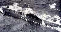 Atomubåten K-159 sprang lekk og sank i Kolabukta. Nå er den øverste ansvarlige dømt for uaktsomhet.