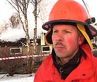 Jan Arne Birkeli: Brannmann, byggmester og leder i lokalutvalget på Sør-Arnøy.