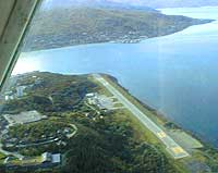 Narvik lufthavn. Foto: Avinor