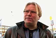 Biljournalist Stein Pettersen anbefaler å bruke den billigste spylevæsken.