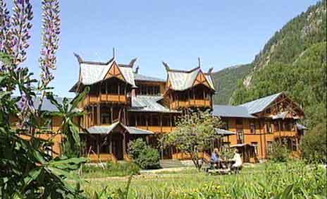 Dalen Hotell er eit viktig kulturminne på Dalen og i Vest-Telemark.