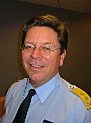 Politimester Ole Petter Parnemann