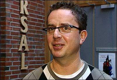 (Foto: Steinar Lote, NRK © 2003)