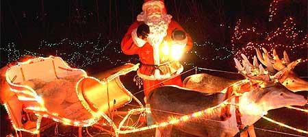 Julejuggelet blir feid ut av hver en krok den 13. januar. (Foto: Scanpix)