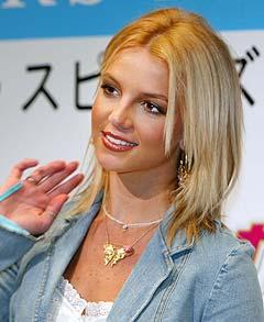 Britney Spears skylder på Las Vegas. Foto: AFP PHOTO / Yoshikazu TSUNO.