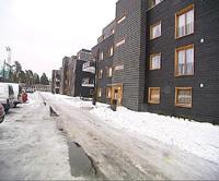 Strid om byggingen av leilighetene ender i retten.
