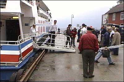 Hurtigbåten