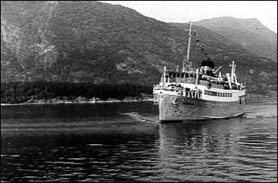 (Foto: Norsk Film/NRK 1951)
