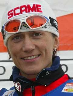 Gabriella Paruzzi vant i Nove Mesto. (Foto: AP/Scanpix)