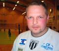 Trener Tore Flatmark kan se frem til hjemmekamp i semifinalen.
