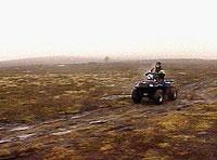 Kautokeino er ikke alene om å bryte motorferdselsloven, ifølge Naturvernforbundet.