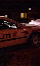 Politiet måtte nok engang rydde opp i bråk i POrsgrunn natt til søndag.
