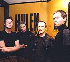 Andreas Segrov Band. Foto: Promo.