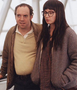 Paul Giamatti spiller Harvey Pekar og Hope Davis er Joyce Brabner