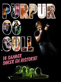 Purpur og gull - 16 sanger søker en historie. Foto: Trøndelag Teater.
