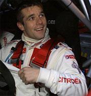 Sèbastien loeb vant Rally Monte Carlo med ett minutt og 12 sekunder.