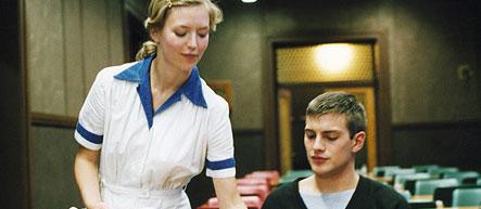 Hovedpersonen Erik (Andreas Wilson) fra filmen