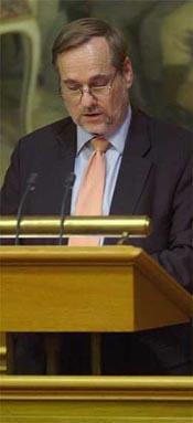 Intet nytt om Irak-styrken, sier Jan Petersen.