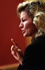 Forsvarsminister Kristin Krohn Devold. (Arkivfoto: Cornelius Poppe/Scanpix)