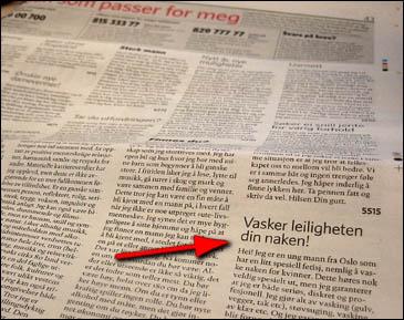 (Side 43 i Dagbladet, 27/1 2004)