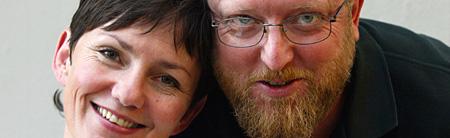 NRK P1 og Nitimens Karin Wetlesen og Hans-Petter Jacobsen er stadig norske radiolytteres suverene førstevalg. (Foto: Gorm Kallestad/Scanpix)