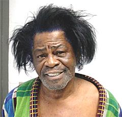 James Brown ble fotografert etter arrestasjonen. Foto: Aiken Sheriff´s Office, Rauters.