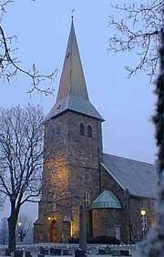 Tune kirke (Foto:Ketil Strebel)