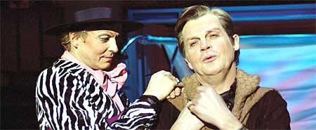 Dennis Storhøi og Anders Hatlo