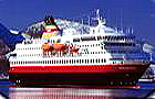 Hurtigruteskipet MS Nord-Norge.