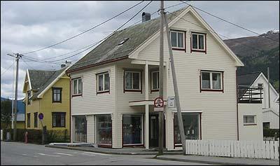 Dalsets landhandel. (Foto: Ottar Starheim, NRK © 2003)