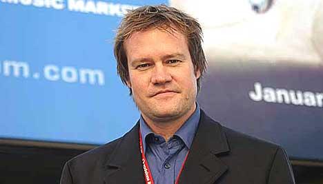 Jan Erik Haglund skal selge noen av de største norske artistene til utlandet. Foto: Arne Kristian Gansmo, NRK.no/musikk.