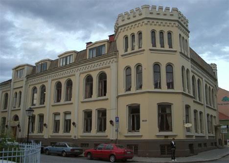 Studenthuset i Halden trenger 10 millioner kroner.