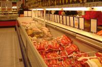 Fulle disker men ingen kunder på svensk Svinesund