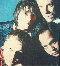 Pixies er tilbake, men foreløpig blir det kun plate med det beste. Foto: Promo.