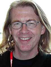 Festivalsjef Jan Ole Otnæs ville ha erstatning fra Utenriksdepartementet. Foto Arne K. Gansmo, NRK: