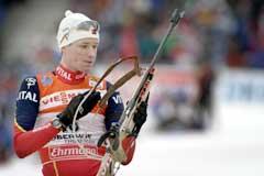 Frode Andresen pådro seg fem runder, men endte likevel på 10. plass. (Foto: Heiko Junge/SCANPIX)