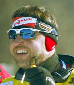 Den tyske landslagstreneren Jochen Behle valgte skiskyting fremfor langrenn i helgen. (Foto:Terje Bendiksby / SCANPIX)
