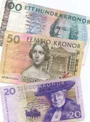 Kronekursen betyr mye for grensehandelen. Med en forventet kurs på 110 svenske for 100 norske tror senterlederen at grensehandelen vil skyte fart.