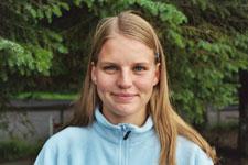 Erika Skarbø er igjen tatt ut på J19-landslaget.