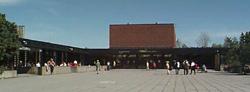 Høgskolen i Østfold, på Remmen i Halden