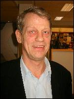 Sondre Kåfjord ønsker å stille til valg som fotballpresident. Foto: Gunnar Sandvik