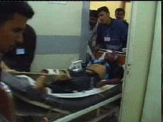 Rundt 50 ble drept og over 150 skadet i eksplosjonen. (Foto: Reuters)