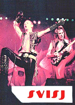 Judas Priest er et av bandene som er blitt spurt etter, og som har havnet i det nye Svisj Metal-konseptet. Foto: Promo.