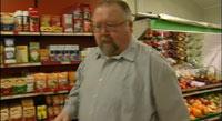 Jens Petter bestiller varene til butikken.