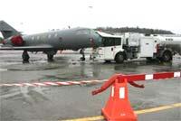 Forsvaret har satt ned en kommisjon som skal etterforske hendelsen. Alle foto: Torgeir Ekeland, Sjøforsvaret