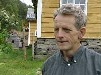 Erik Solheim. NRK-foto.